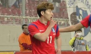 Greece 0-2 South Korea