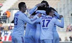 Guingamp 0-1 Lyon