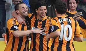 Hull City 3-0 Sunderland