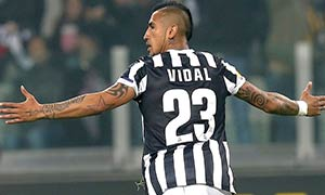 Juventus 1-1 Fiorentina