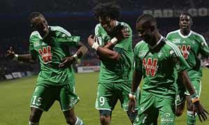 Lyon 1-2 Saint-Etienne