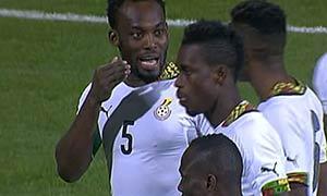 Montenegro 1-0 Ghana
