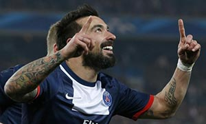 Paris Saint-Germain 2-1 Bayer Leverkusen