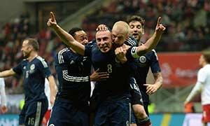 Poland 0-1 Scotland