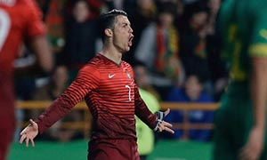 Portugal 5-1 Cameroon