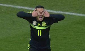 Spain 1-0 Italy