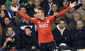 Tottenham Hotspur 1-3 Benfica