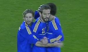 Ukraine 2-0 United States