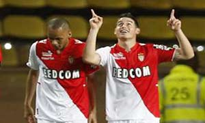 AS Monaco 3-1 Nantes