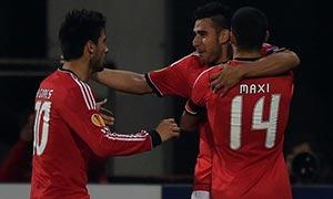 AZ Alkmaar 0-1 Benfica