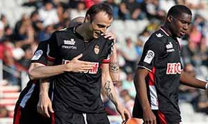Ajaccio 1-4 AS Monaco