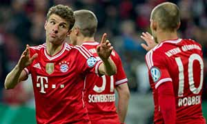 Bayern Munich 5-1 Kaiserslautern