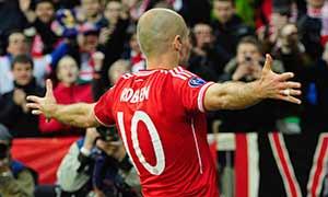 Bayern Munich 3-1 Manchester United