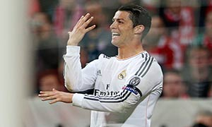 Bayern Munich 0-4 Real Madrid