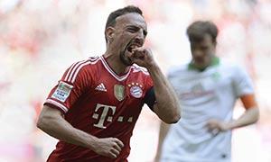 Bayern Munich 5-2 Werder Bremen
