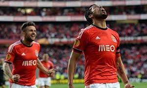 Benfica 2-1 Juventus