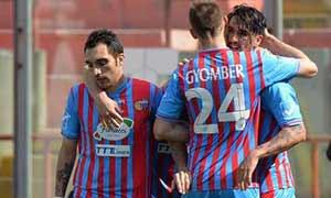 Catania 2-1 Sampdoria