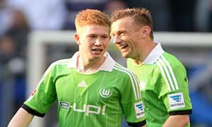 Hamburger SV 1-3 Wolfsburg