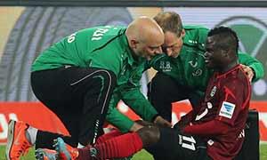 Hannover 0-0 Stuttgart