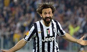 Juventus 2-1 Lyon