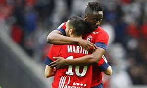 Lille 1-0 Valenciennes