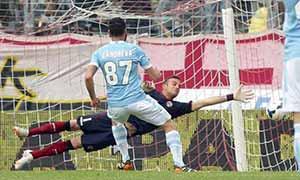 Livorno 0-2 Lazio