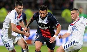 Lyon 1-0 Paris Saint-Germain