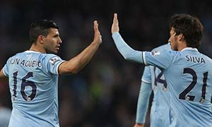 Manchester City 3-1 West Bromwich Albion