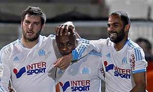 Marseille 3-1 Ajaccio