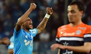 Montpellier 2-3 Marseille