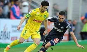 Nantes 1-1 Marseille