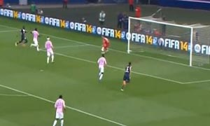 Paris Saint-Germain 1-0 Evian TG
