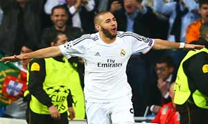 Real Madrid 1-0 Bayern Munich