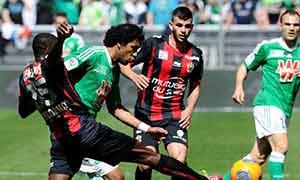 Saint-Etienne 1-1 Nice