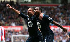Stoke City 0-1 Tottenham Hotspur