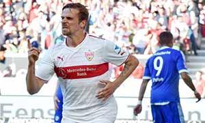Stuttgart 3-1 Schalke