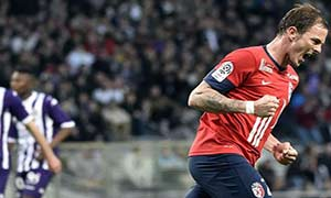 Toulouse 1-2 Lille