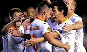 Valencia 5-0 Basel