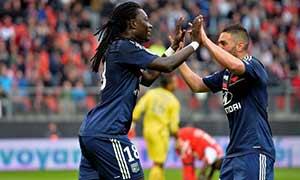 Valenciennes 1-2 Lyon