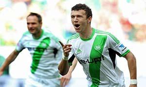Wolfsburg 2-2 Freiburg