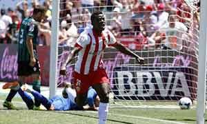 Almeria 3-2 Real Betis