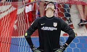 Atletico Madrid 1-1 Malaga
