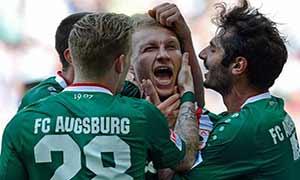 Augsburg 2-1 Eintracht Frankfurt