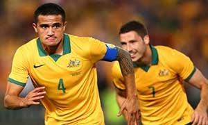 Australia 1-1 South Africa