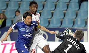 Bastia 1-1 Lille