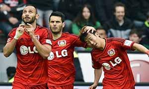 Bayer Leverkusen 2-1 Werder Bremen