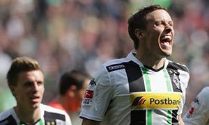 Borussia Monchengladbach 3-1 Mainz