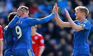Cardiff City 1-2 Chelsea