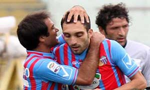 Catania 2-1 Atalanta