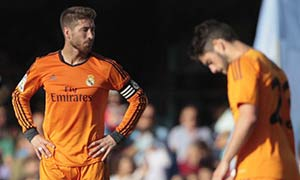 Celta Vigo 2-0Real Madrid